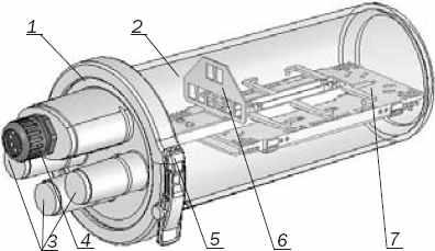 внутреннее устройство муфты МТОК