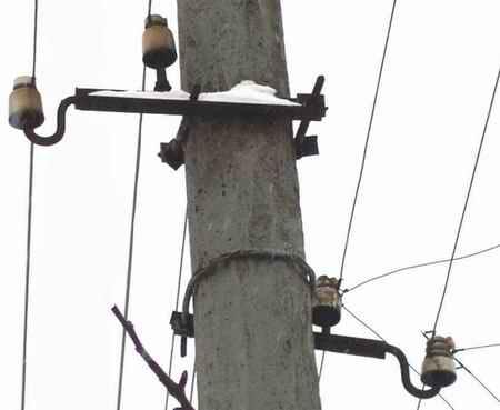 Провода радиофикации в частном