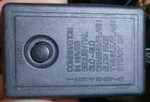 электронный блок от китайской ёлочной гирлянды