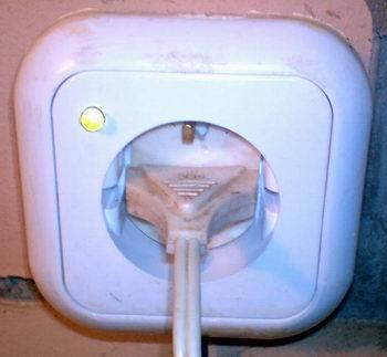 Схема инликатора тока для эелёного светодиода