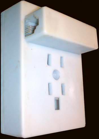 телефонной розетке ртшк-4 имеется контакта подключения вилки коммутации конденсатора позиционирование вста Фото
